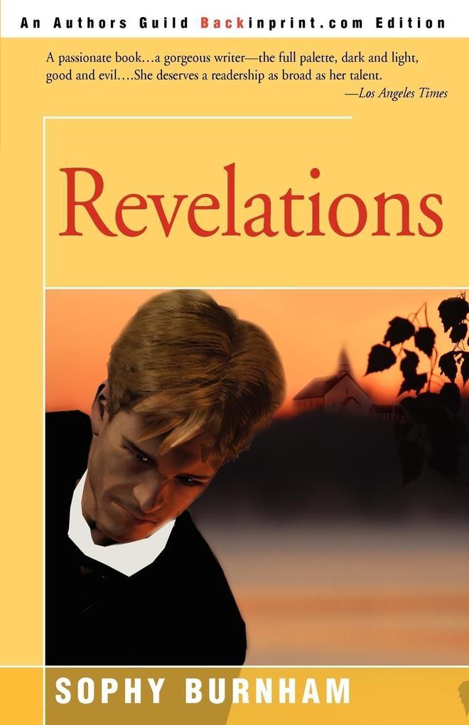 Revelations als Taschenbuch