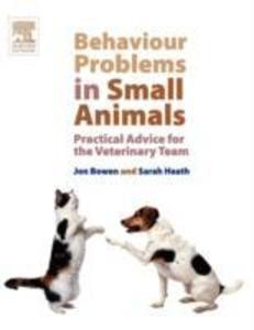 Behaviour Problems in Small Animals als Taschenbuch