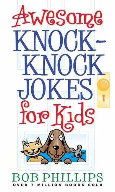 Awesome Knock-Knock Jokes for Kids als Taschenbuch