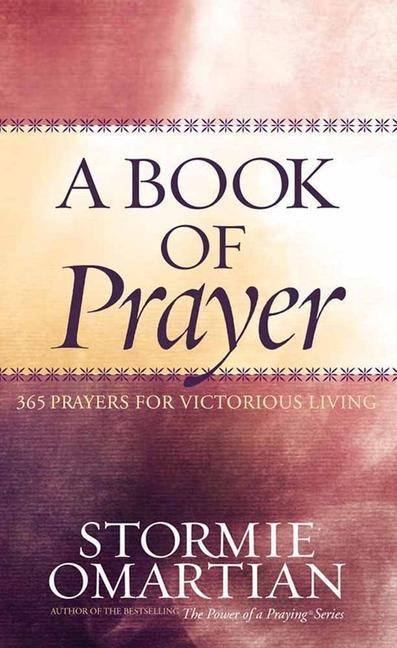 A Book of Prayer als Buch