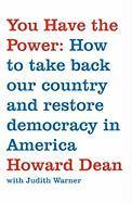 You Have the Power: How to Take Back Our Country and Restore Democracy in America als Taschenbuch
