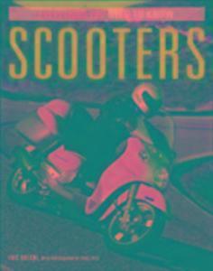 Scooters als Taschenbuch
