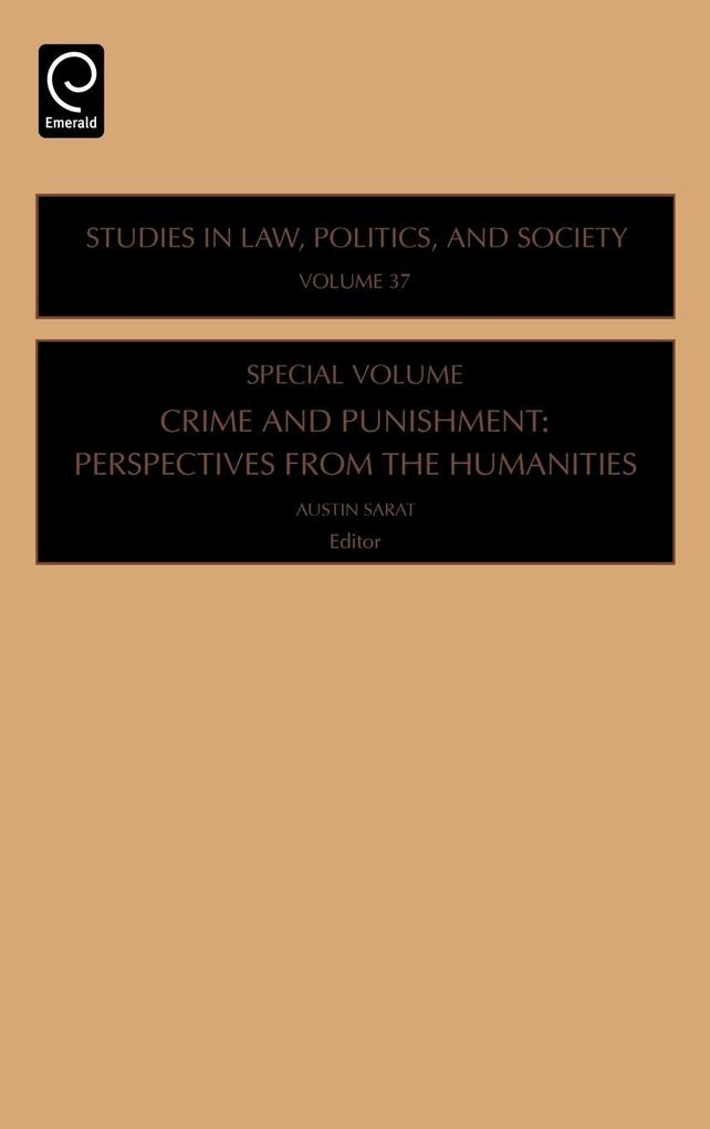 Studies in Law, Politics, and Society als Buch