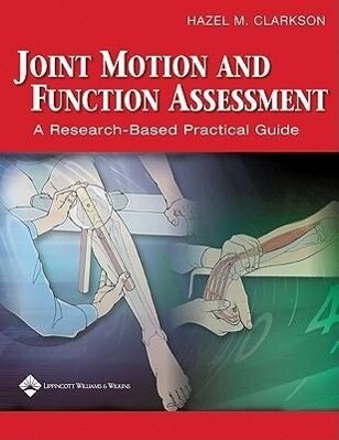 Joint Motion and Function Assessment als Taschenbuch