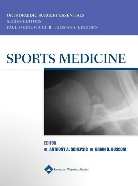 Sports Medicine als Buch