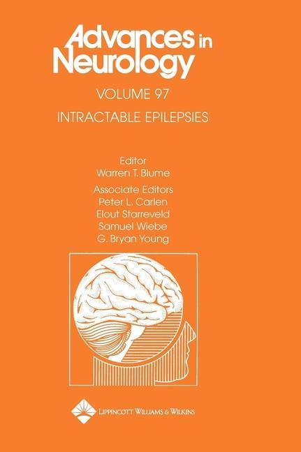 Intractable Epilepsies als Buch