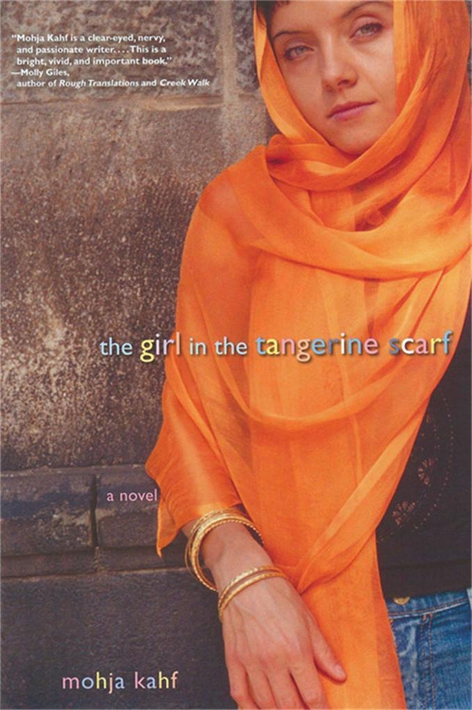 The Girl in the Tangerine Scarf als Taschenbuch