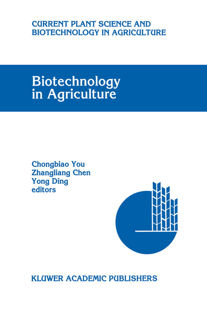 Biotechnology in Agriculture als Buch