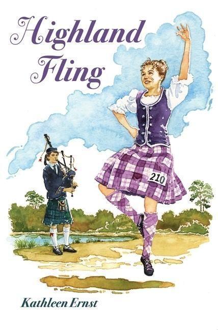 Highland Fling als Buch