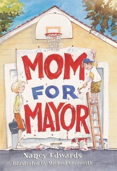 Mom for Mayor als Buch