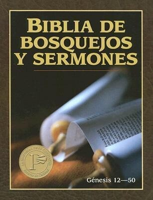 Biblia de Bosquejos y Sermones: Génesis 12-50 = The Preacher's Outline and Sermon Bible als Taschenbuch