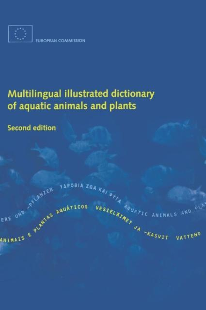 Multilingual Dictionary of Aquatic Animals and Plants als Buch