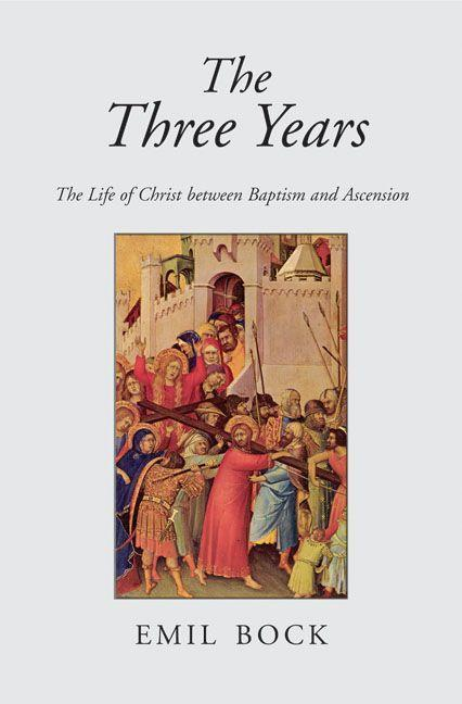 The Three Years: The Life of Christ Between Baptism and Ascension als Taschenbuch