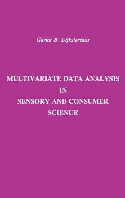 Multivariate Data Analysis Sensory als Buch