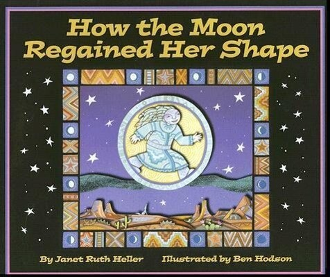 How the Moon Regained Her Shape als Buch