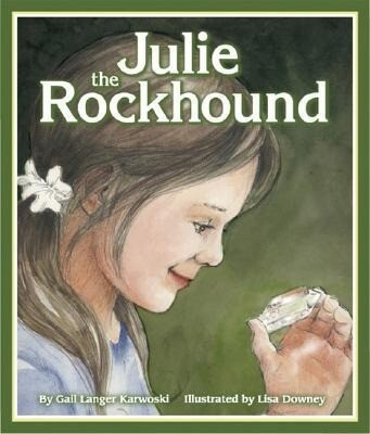 Julie the Rockhound als Buch