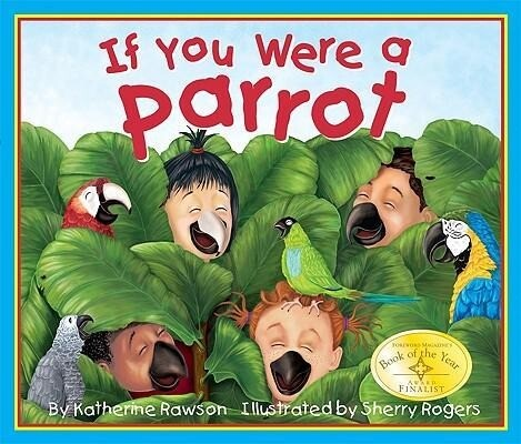If You Were a Parrot als Buch