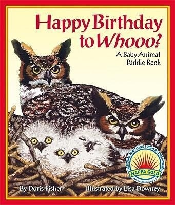 Happy Birthday to Whooo? als Buch