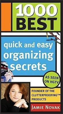 1000 Best Quick and Easy Organizing Secrets als Taschenbuch