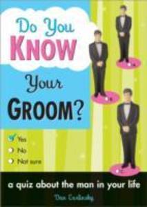 Do You Know Your Groom? als Taschenbuch