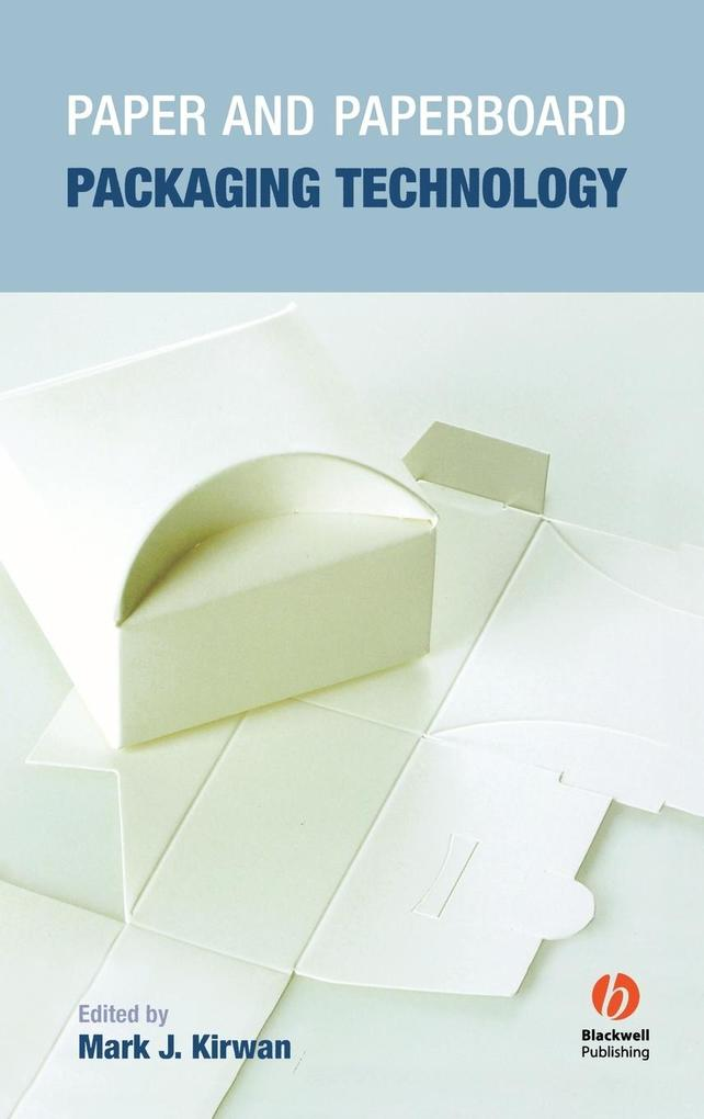 Paper and Paperboard Packaging Technology als Buch