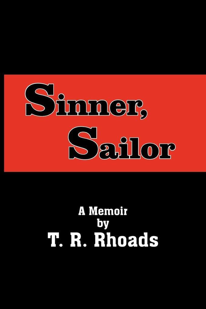 Sinner, Sailor als Buch