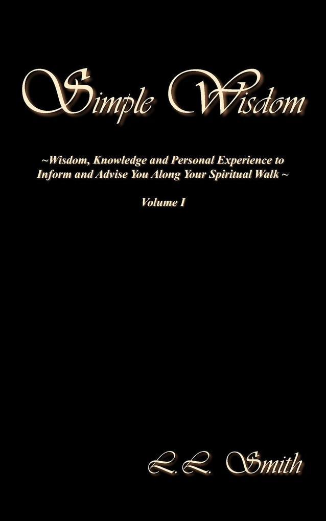 Simple Wisdom als Taschenbuch
