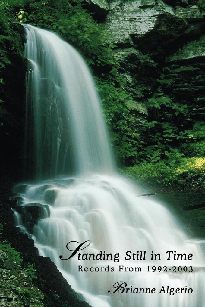 Standing Still in Time als Taschenbuch