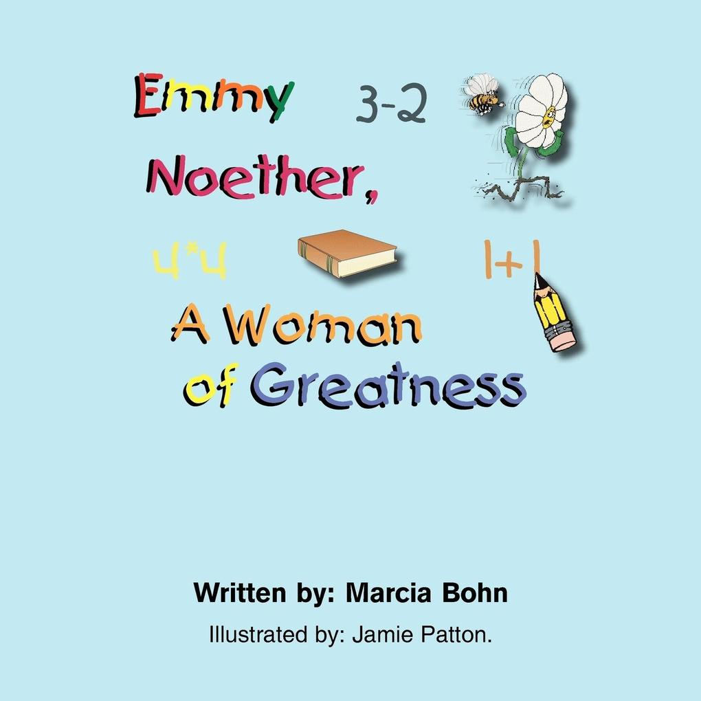 Emmy Noether, a Woman of Greatness als Taschenbuch