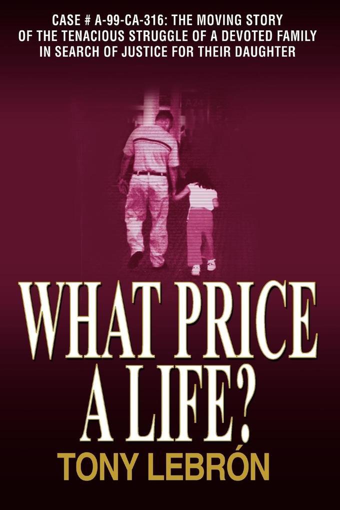 What Price a Life? als Taschenbuch