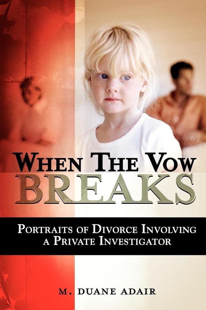 When the Vow Breaks als Taschenbuch
