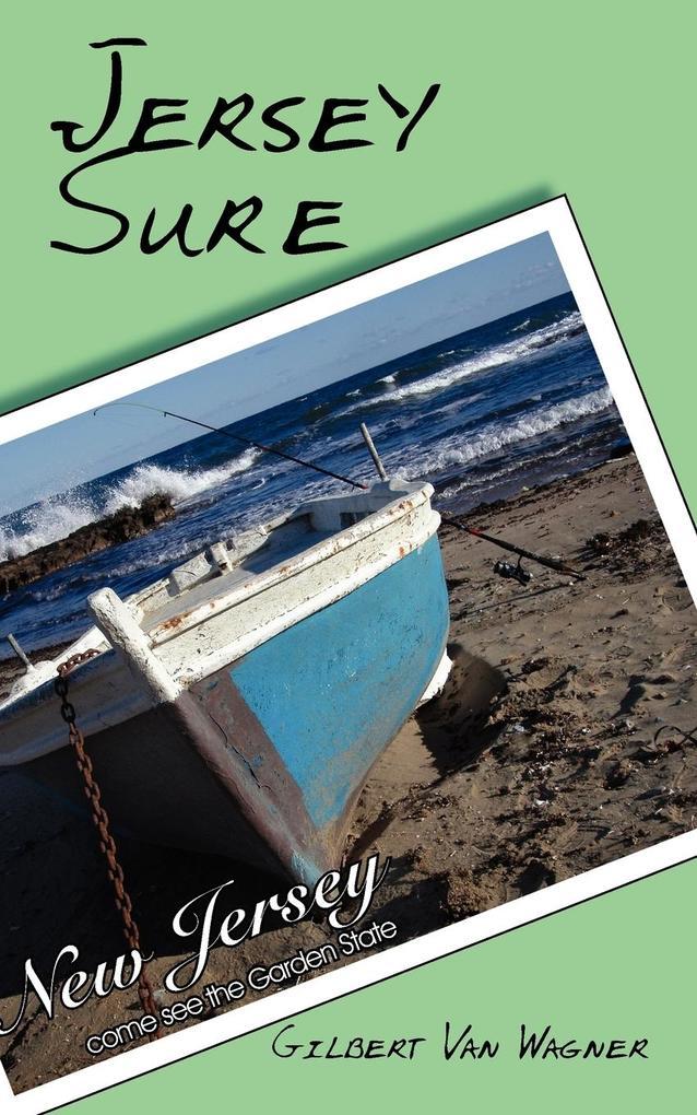 Jersey Sure als Buch