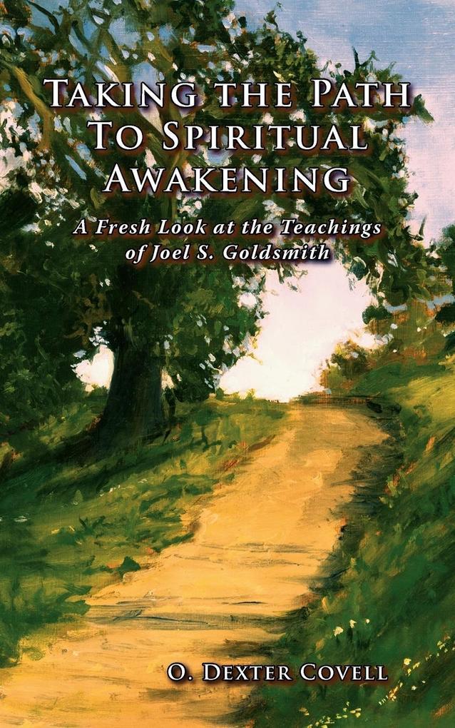 Taking the Path To Spiritual Awakening als Taschenbuch