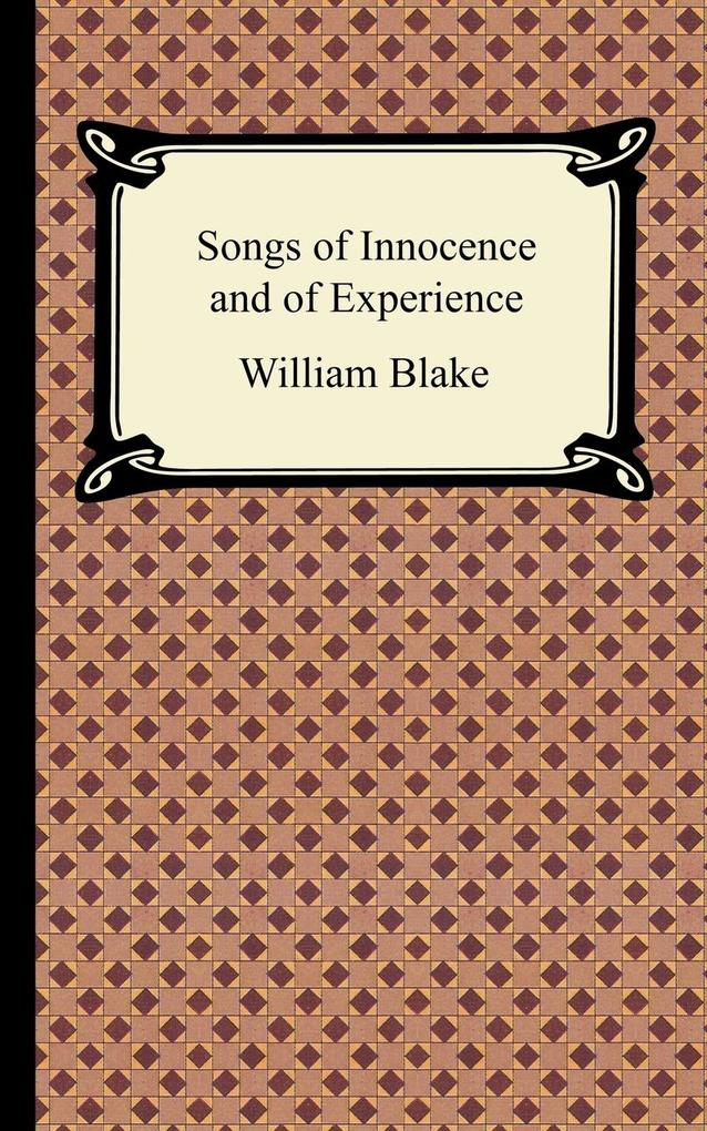 Songs of Innocence and of Experience als Buch