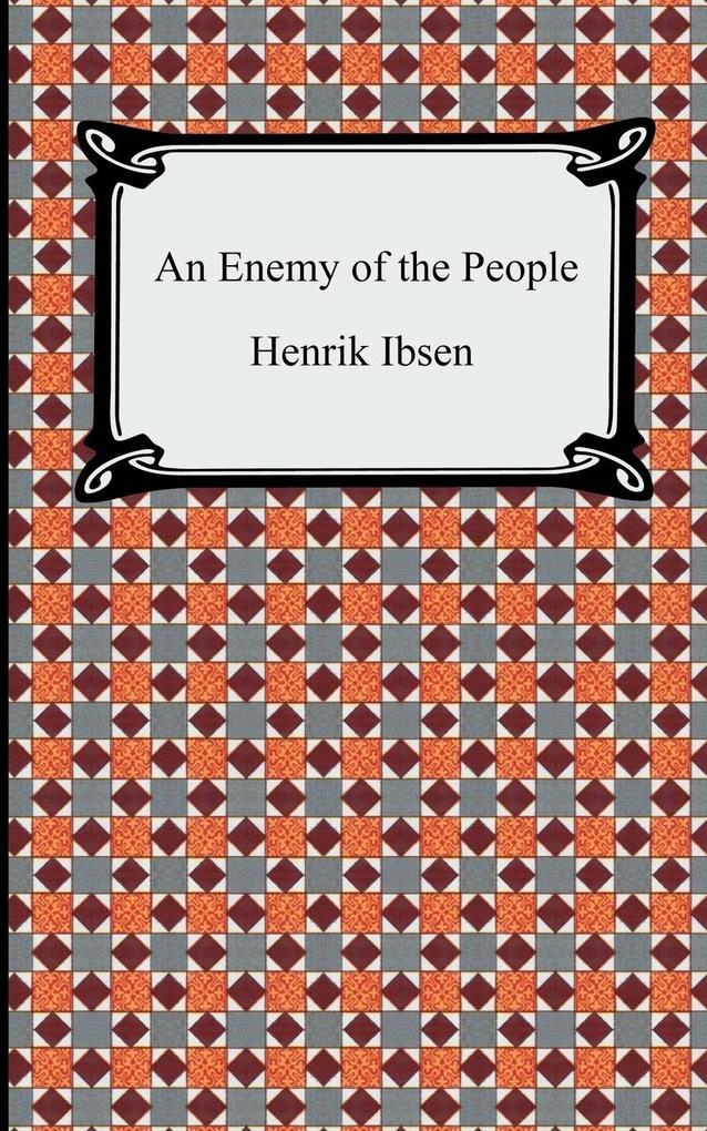 An Enemy of the People als Taschenbuch
