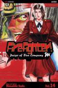 Firefighter!: Daigo of Fire Company M: Volume 14 als Taschenbuch