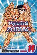 Knights of the Zodiac (Saint Seiya): Volume 14 als Taschenbuch