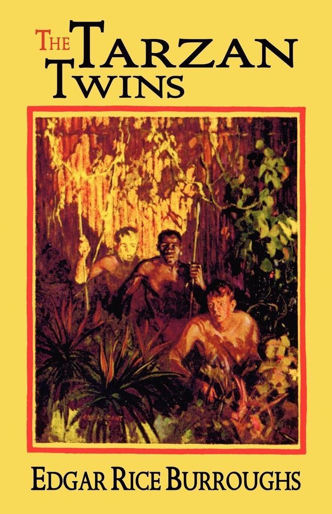 The Tarzan Twins als Taschenbuch