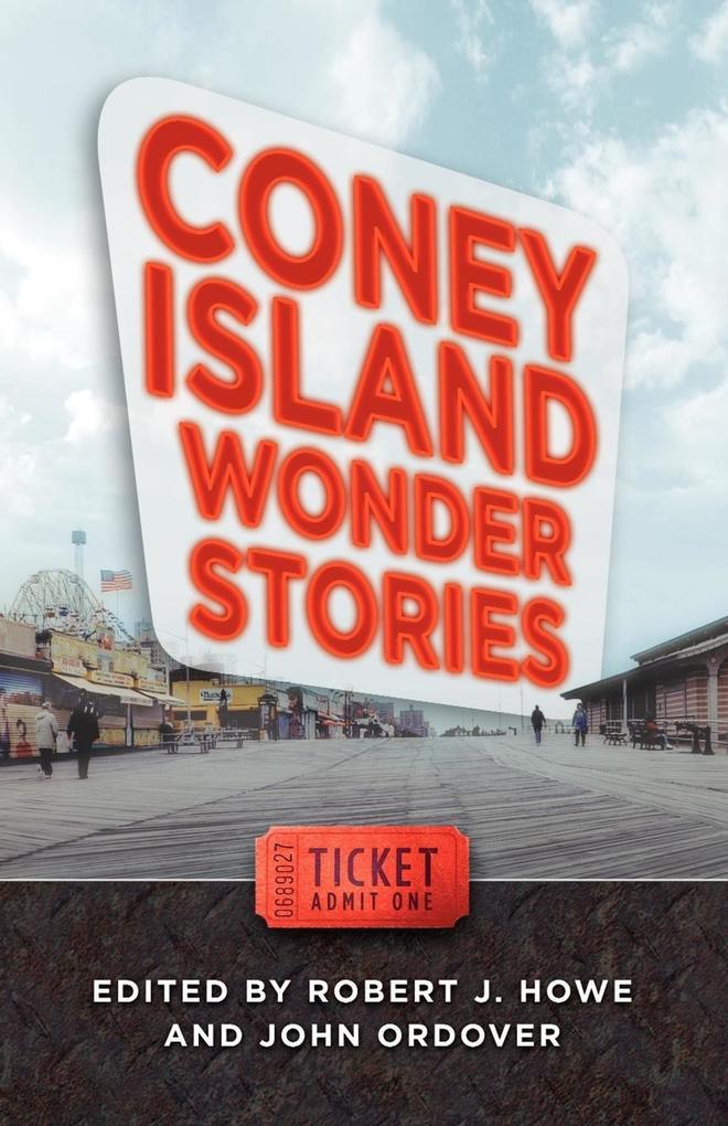 Coney Island Wonder Stories als Buch