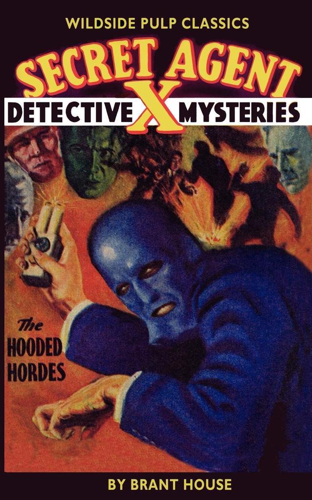 """Secret Agent """"X"""" als Taschenbuch"""