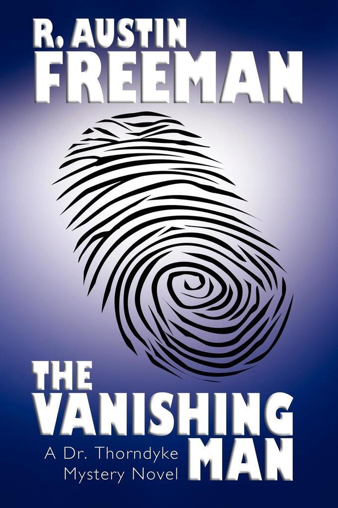 The Vanishing Man als Taschenbuch