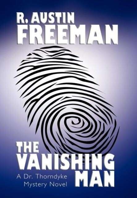 The Vanishing Man als Buch