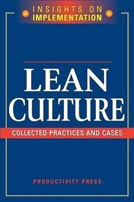 Lean Culture: Collected Practices and Cases als Taschenbuch