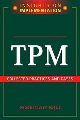 TPM: Collected Practices and Cases als Taschenbuch