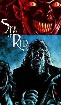 Sea of Red Volume 2: No Quarter als Taschenbuch
