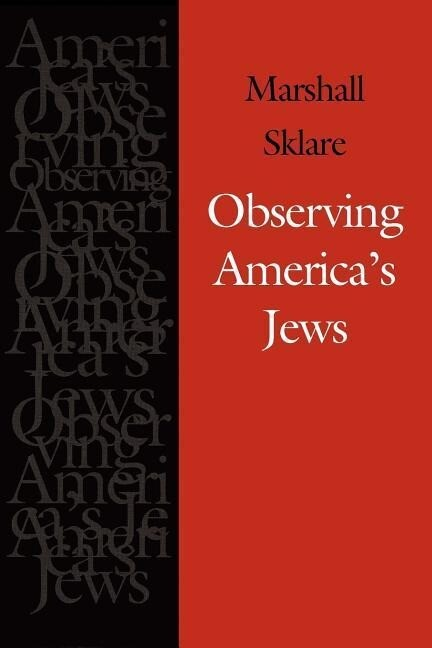 Observing America's Jews als Buch
