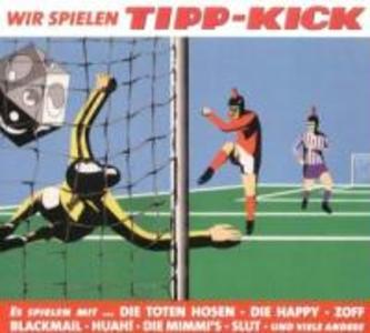 Wir Spielen Tipp-Kick als CD