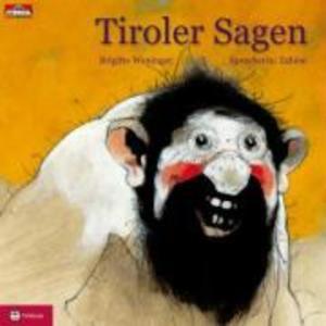 Tiroler Sagen als CD