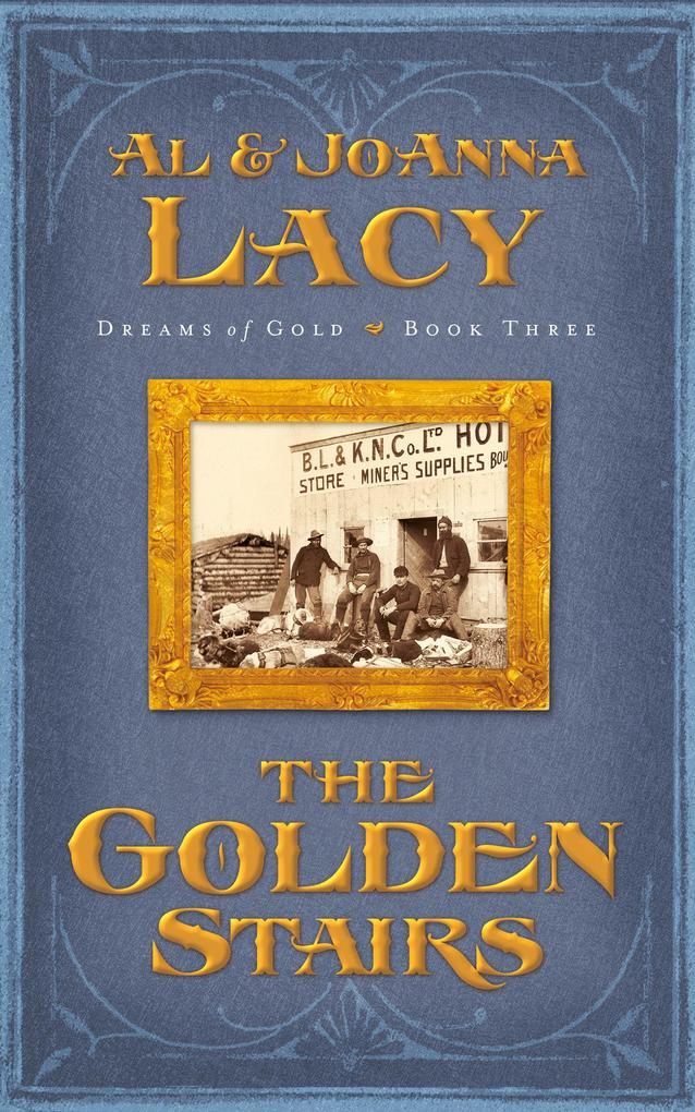 The Golden Stairs als Taschenbuch