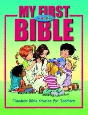 My First Handy Bible als Buch